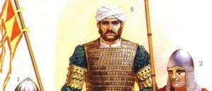 Oshin Gandzaketsi - Son of Hetum - Founder of the Cilician Hetumid dynasty
