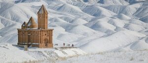 Photo of an Armenian church in Iran won the prestigious Wiki Loves Monuments competition