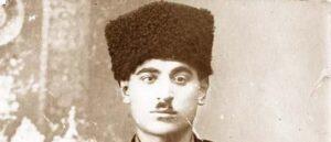 "Aram Terzyan - Commander of the ""Revenge"" detachment"
