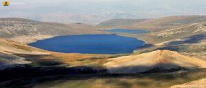 legend of Lake Sev Lich - Armenia