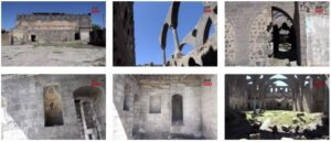 Armenian church of the 16th century in Diyarbekir is on the verge of complete destruction