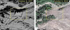Declassified American photos prove the destruction of Armenian monuments in Nakhijevan