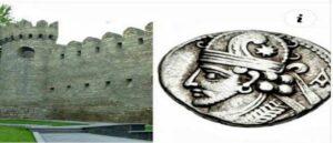 Aurelius Bakur - King of Great Armenia - Founder of Baku