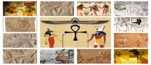 Ankh - Egyptian symbol of life within the Egyptian-Armenian etymology - Vahan Setyan