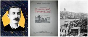Turkish edition about Hakob Paronyan - Armenian satirist of 19th century