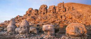 Mount Nemrut - Pantheon of Armenian Gods in Occupied Western Armenia
