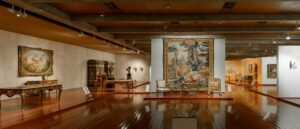 From the history of the Gulbenkian collection