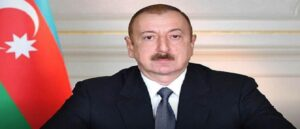 "Aliyev Tells Azeris To Use ""Original Azerbaijani Names"" For Armenian Towns"