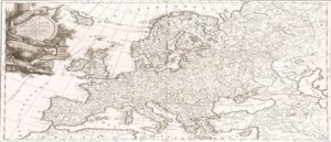 Library of Congress Digitizes Two 18th Century Armenian-Language Maps