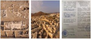 """On the """"illegality"""" of the archaeological study of Tigranakert of Artsakh"""