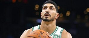 Turkish Basketball Player Enes Kanter Calls For Justice and Accountability for the Armenian Genocide