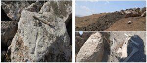 Armenian graves damaged by bulldozers in Van