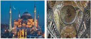 Armenian Footprint in Architecture of Hagia Sophia