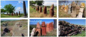 Metsamor Fortress-Settlement - The Early Iron Age - Armenia