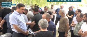 Residents of Syunik border villages need new sources of income - Arman Tatoyan