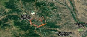 Azerbaijani Armed Forces blocked the interstate road Goris - Kapan - Armenia
