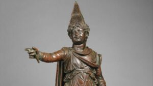 Statuette Of A Prince Of Armenia Found In Egypt