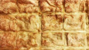 Armenian Recipe: Sou Boreg (Cheese Casserole)
