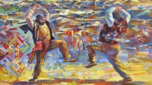 Yarkhushta – Armenian Ceremonial War Dance