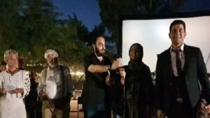 Two Iranian documentaries win at Armenian film festival