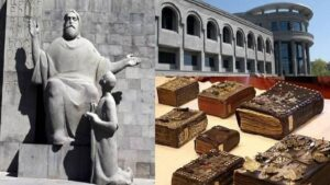 A sanctuary of ancient knowledge - The Matenadaran thrives in the digital age