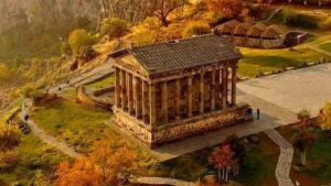 A Temple Or A Tomb? The Garni Temple