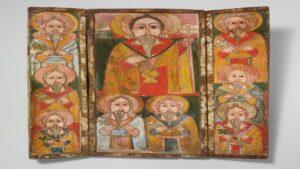 Saint Ewost'atéwos Of Ethiopia & His Exile To Armenia