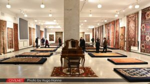 A War Over Patterns, Symbols, and the Cultural Heritage of Karabakh's Carpets