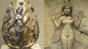About Evolution of the names of the Ancient Gods