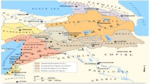 Tigranes the Great - World History Encyclopedia