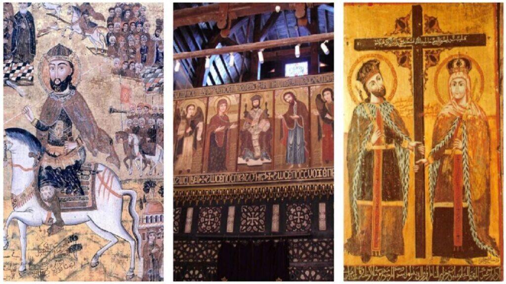 An Armenian Artist in Ottoman Egypt : Yuhanna Al-Armani and His Coptic Icons