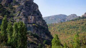 The Rock Tomb of Kapilikaya